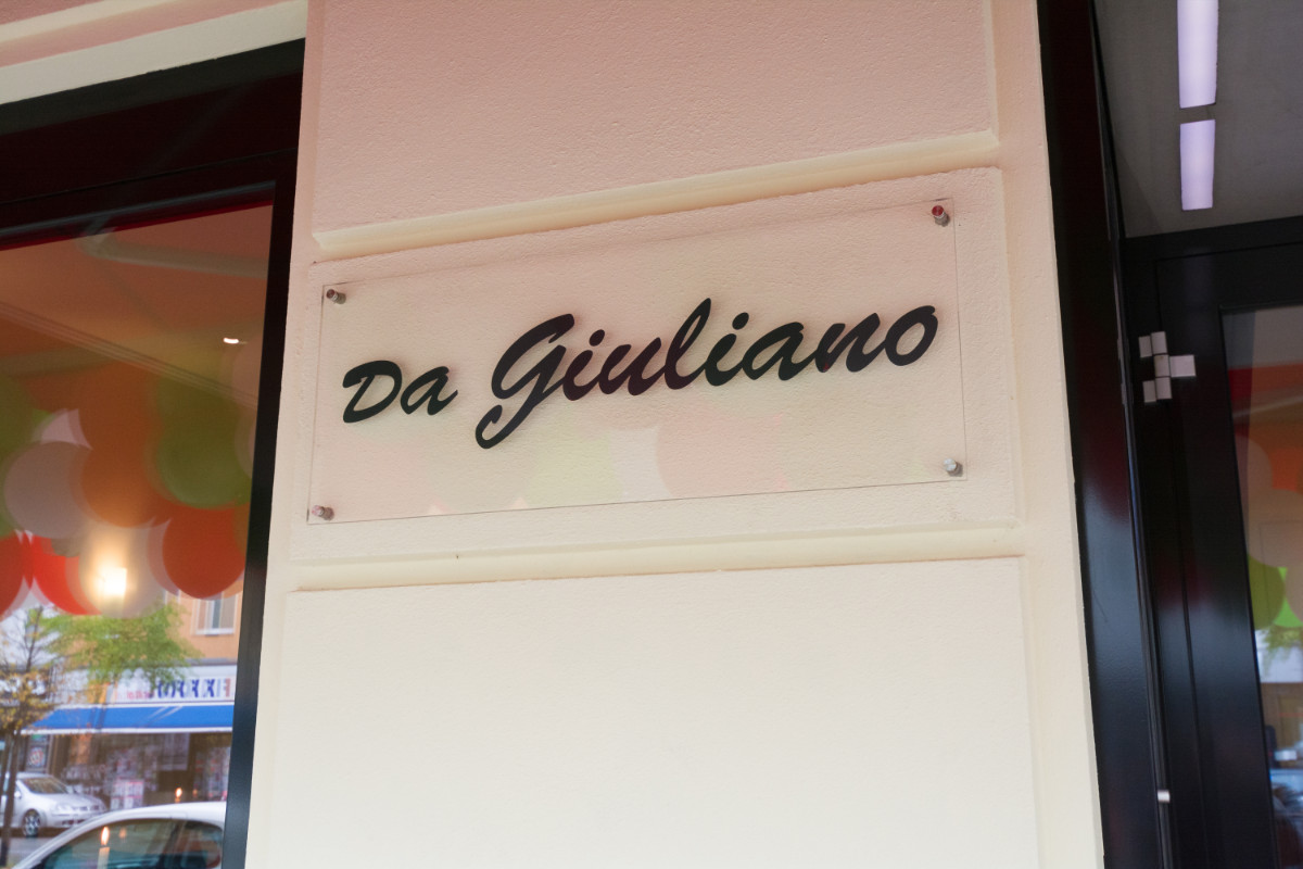 Da Giuliano  Restaurant